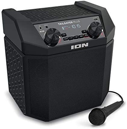 ION Audio Tailgater Plus Rechargeable product image