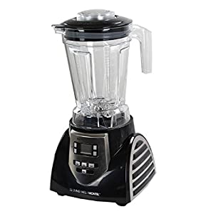 HealthMaster Montel Williams  Elite Fruit & Vegetable Blender Emulsifier | 1200W : awesome, got if for my wife to make her