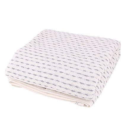 eDealMax KUTTO autorizado Mezclas de algodón Hogar Lavado toalla de baño de 140 cm x 70