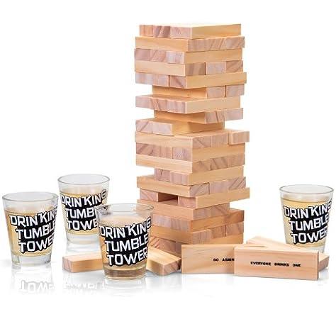 Tobar Beber Tumble Torre: Amazon.es: Juguetes y juegos