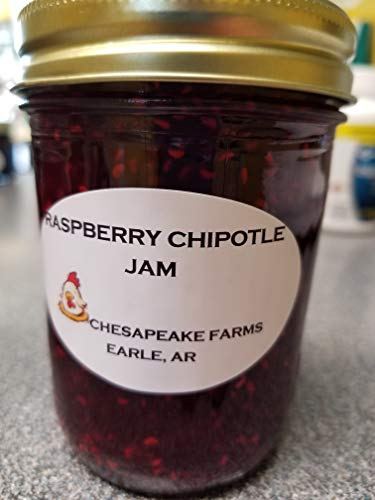 raspberry chipotle jelly - 2