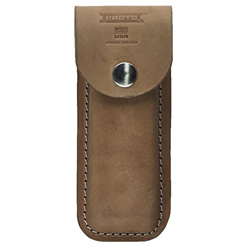 Stanley Proto J95218 Leather Folding Knife Blade Sheath