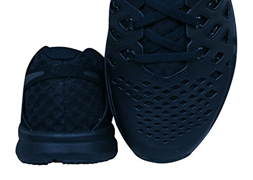 Nike Tåghastighet 4 Mens Utbildning / Löparskor Svart / Svart