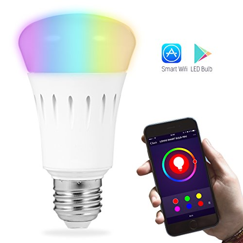 lumen led color smart bulb - 5