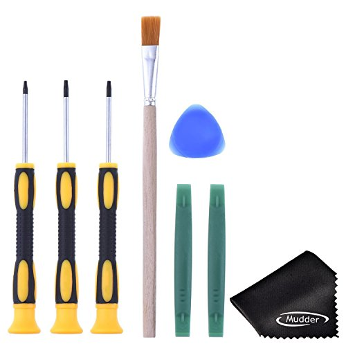 Mudder Screwdriver Open Cleaning Brush Controller