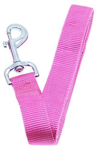 Barking Basics Dog Leash, Pink