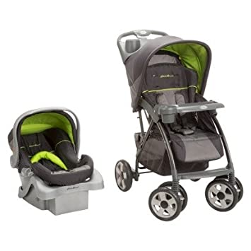Amazon.com: Eddie Bauer Origen Travel System: Baby