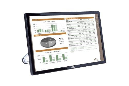 AOC e1659Fwu 16-Inch Ultra Slim 1366x768 Res 200 cd/m2 Brightness USB 3.0-Powered Portable LED Monitor w/ Case by AOC (Image #6)