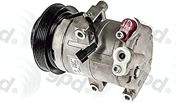 Amazon Com Global Parts Distributors New A C Compressor Fits 08 12 Escape 6512840 Automotive