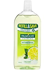 Palmolive Foaming Hand Wash Refill Antibacterial Lime, 500 mL