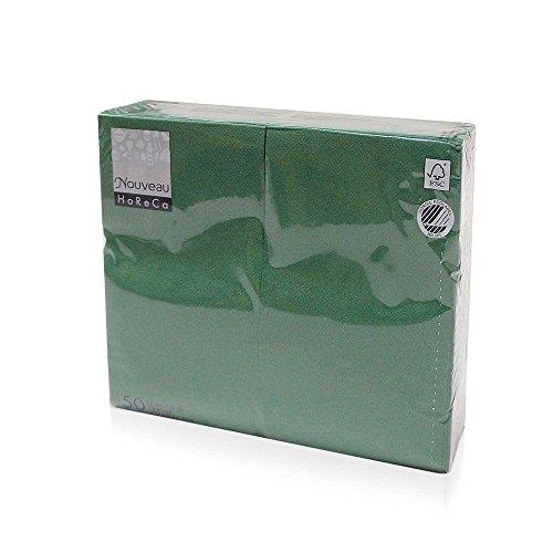 (Nouveau Cloth-Like Disposable Paper Dinner Napkins, 17