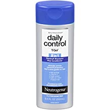 Neutrogena T/Gel Daily Control 2-in-1 Dandruff Shampoo Plus Conditioner, 8.5 fl. oz.