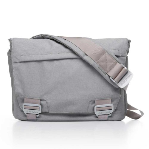 Bluelounge Messenger Bag Fits Up To 15″ MacBook Pro – Grey