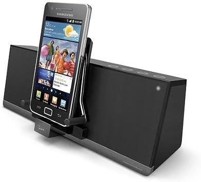 iLuv MobiAir - Base de carga y reproducción para smartphones con ...