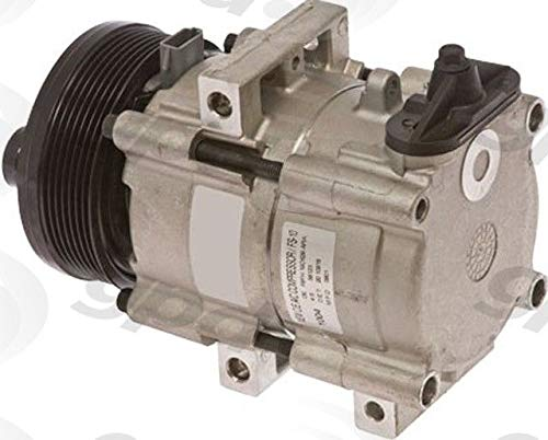 OE Replacement for 1991-1993 Lincoln Town Car A/C Compressor (Base/Cartier/Cypress/Executive/Jack Nicklaus/Signature/Touring Edition)