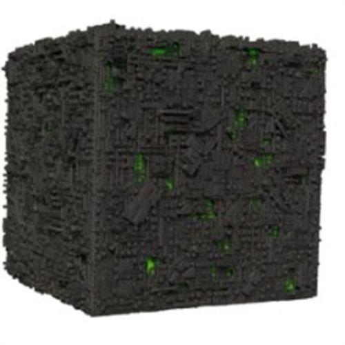 Star Trek Attack Wing: Oversized Borg - Borg Cube