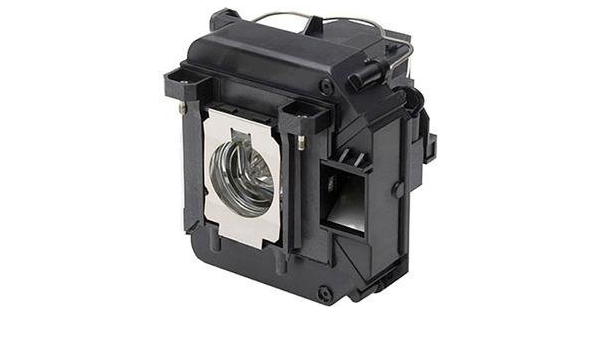 ELPLP66 Replacement Projector Lamp Bulb Fit for EPSON MovieMate 85HD