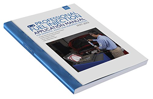 OTC Tools 6550MAN-13 Fuel Injection Application Manual ()