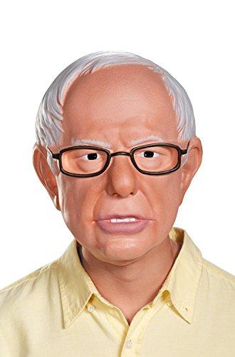 Bernie Sanders Mask Costume Accessory