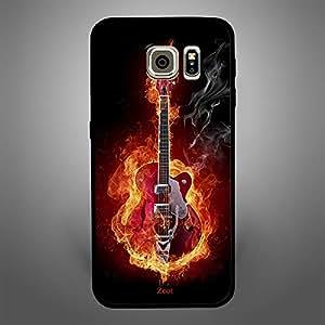 Samsung Galaxy S6 Fire Guitar