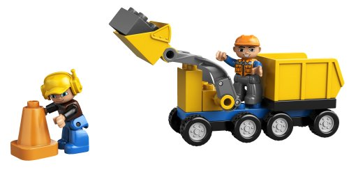 Amazon Lego Duplo My First Construction Site 10518 Toys Games