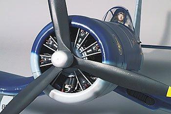 rc airplane radial engine - 1