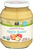 365 Everyday Value, Organic Unsweetened Apple Sauce, 24 oz