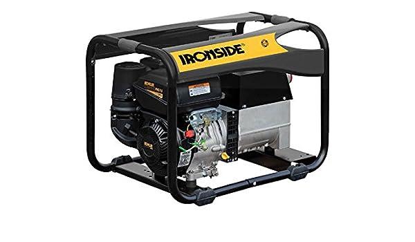 Ironside M262964 - Generador 5500 kt - 4 5 kw tri 5500kt: Amazon ...