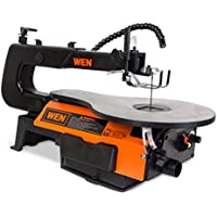 WEN 3920 16-Inch Two-Direction Variable Speed Scroll Saw...