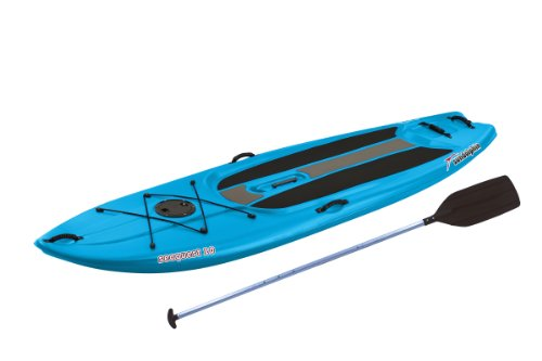 Sun Dolphin Seaquest Stand Up Paddleboard (Ocean, 10-Feet)