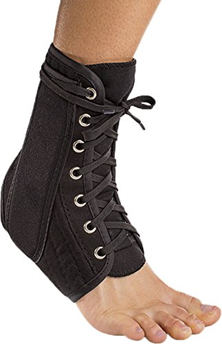ProCare Lace-Up Ankle Support Brace, Small
