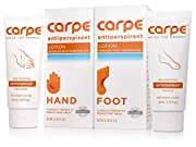 David and Kasper, the founders of Carpe, know what it's like to live with the embarrassing problem of sweaty hands and feet. They created Carpe because there weren't any solutions out there that worked. For them and for thousands of Carpe customers, ...