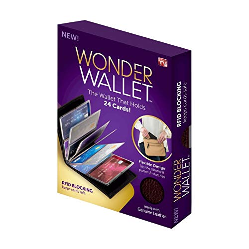 2 pack Click Search Buy As Seen on TV Wonder Wallet