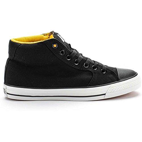 Converse Chuck Taylor All Star Xl Sneaker, Nero / Bianco, Uomo 11,5 M Us