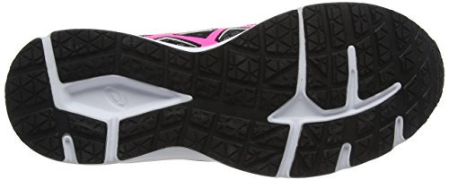 hot Pink Corsa Patriot Scarpe 8 black white Da Asics Nero Donna z8qA6qwx