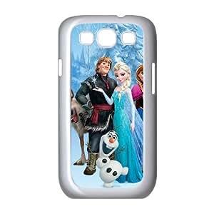 Congelado Y8R50J6GD funda Samsung Galaxy S3 9300 funda caso 8F236H blanco