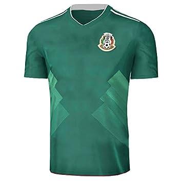 Fangzhou-Sports 2017 2018 México Camiseta de la selección Nacional de fútbol Fútbol Jersey Temporada