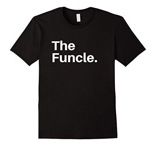 Mens The Original The Remix The Funcle Shirt for Men Uncle Gift Medium - Original Remix