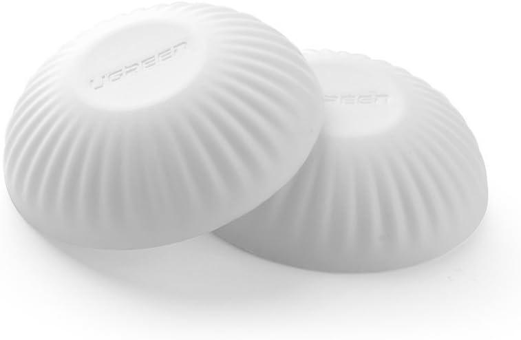 NEW//OVP Anti Slip Rubber Grips barends 2 PIECE Zanzigrip Transparent
