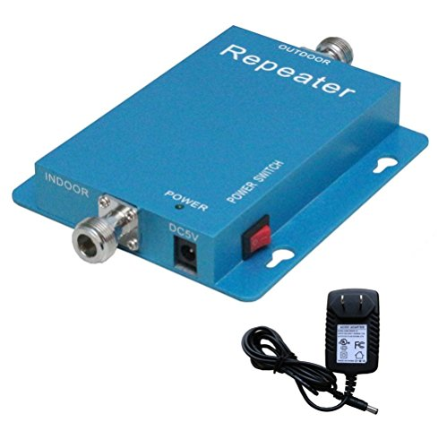 Signalbox 3g Data Mobile Cell Phone Signal Booster Voice Amplifier in home (Box) by SIGNALBOX