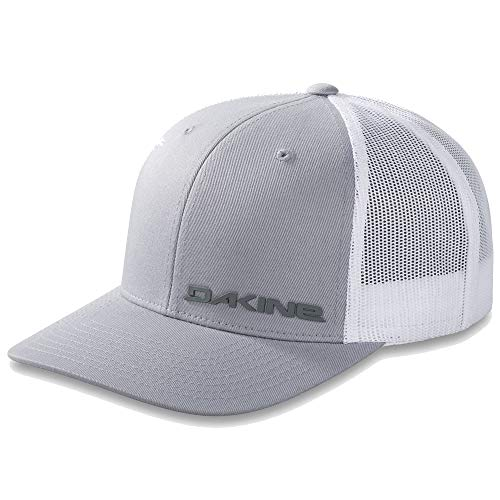 (Dakine Unisex Rail Trucker Hat, Grey, One Size)