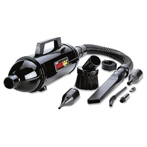 Metro Vac MDV1BA Portable Hand Held Vacuum and Blower with Dust Off Tools Data Vac Handheld Vacuum
