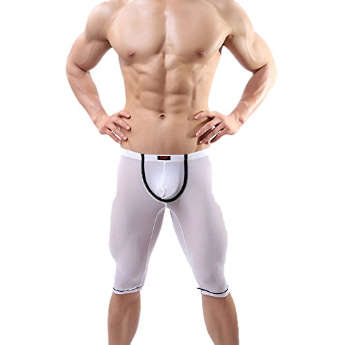 6fc60a5f4f1ec TONSEE Men s Fashion Sports Sexy Compression Base Layer Shorts Pants  Underwear. Tap to expand