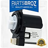 DC31-00054A Washer Drain Pump for Samsung Washing Machines by PartsBroz - Replaces Part Numbers AP4202690, 1534541, DC31-00016A, PS4204638