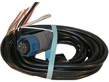 amazon com lowrance power cable for hds series sports outdoors lowrance power cable for hds series