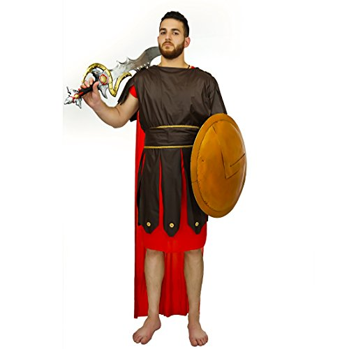 [Roman Centurion Costume (One Size, One Color)] (Costumes Centurion)