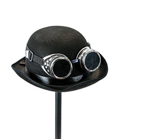 Black Derby Hat 5