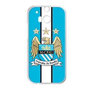 Manchester city logo Phone Case for HTC One M8