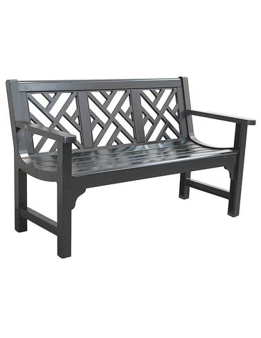 Chippendale Garden Bench by Gardener's Supply Company