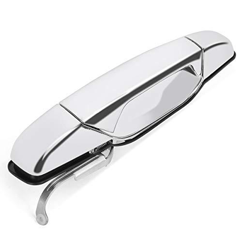 2009 silverado rear door handles - 3